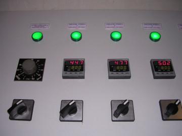 Modernization of temperature control systems