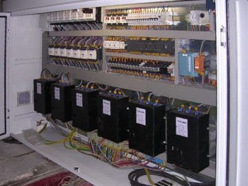 Upgrading control equipment