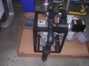 Montaż układów automatycznej regulacji temperaturą punktu rosy i wydajności w generatorze Endotermicznym