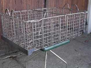 Baskets trays