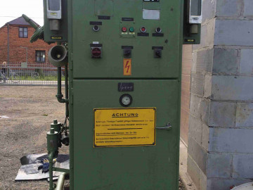 Endothermic generator G-750G
